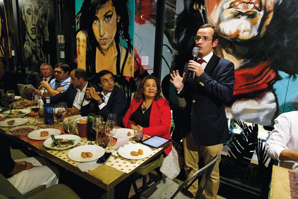 Gonçalo Andrade, presidente da Portugal Fresh