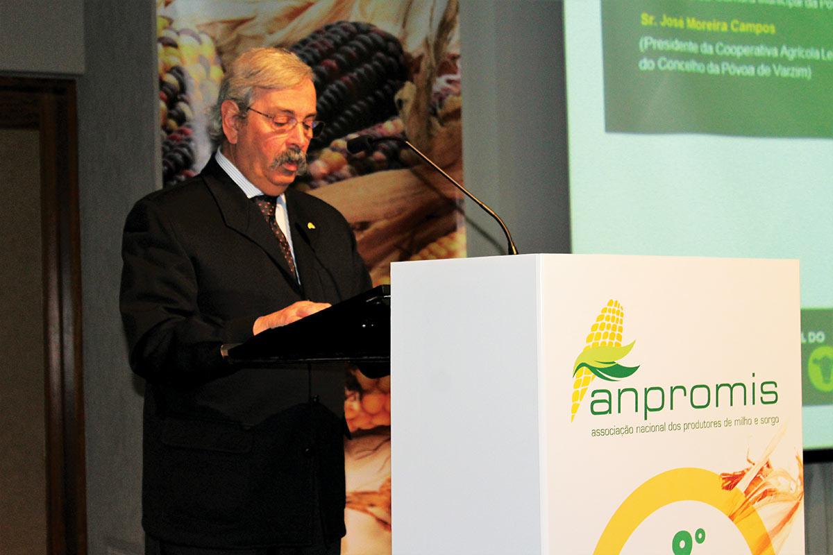 José Luís Lopes, presidente ANPROMIS