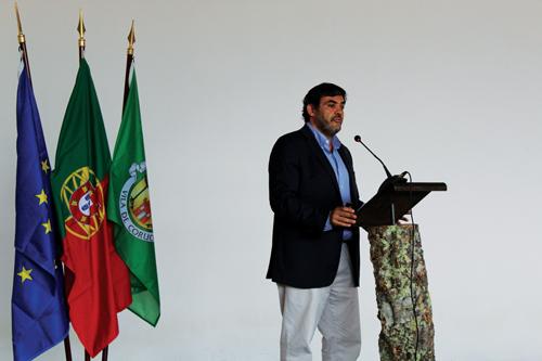 Luís Souto Barreiros, Coordenador do Grupo de Trabalho para a Promoção da Produção Nacional de Cereais