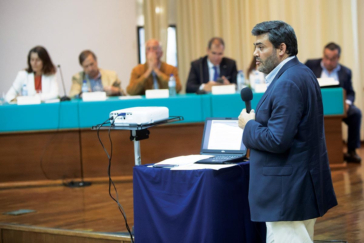 Luís Souto Barreiros, coordenador do grupo de trabalho que definiu a Estratégia