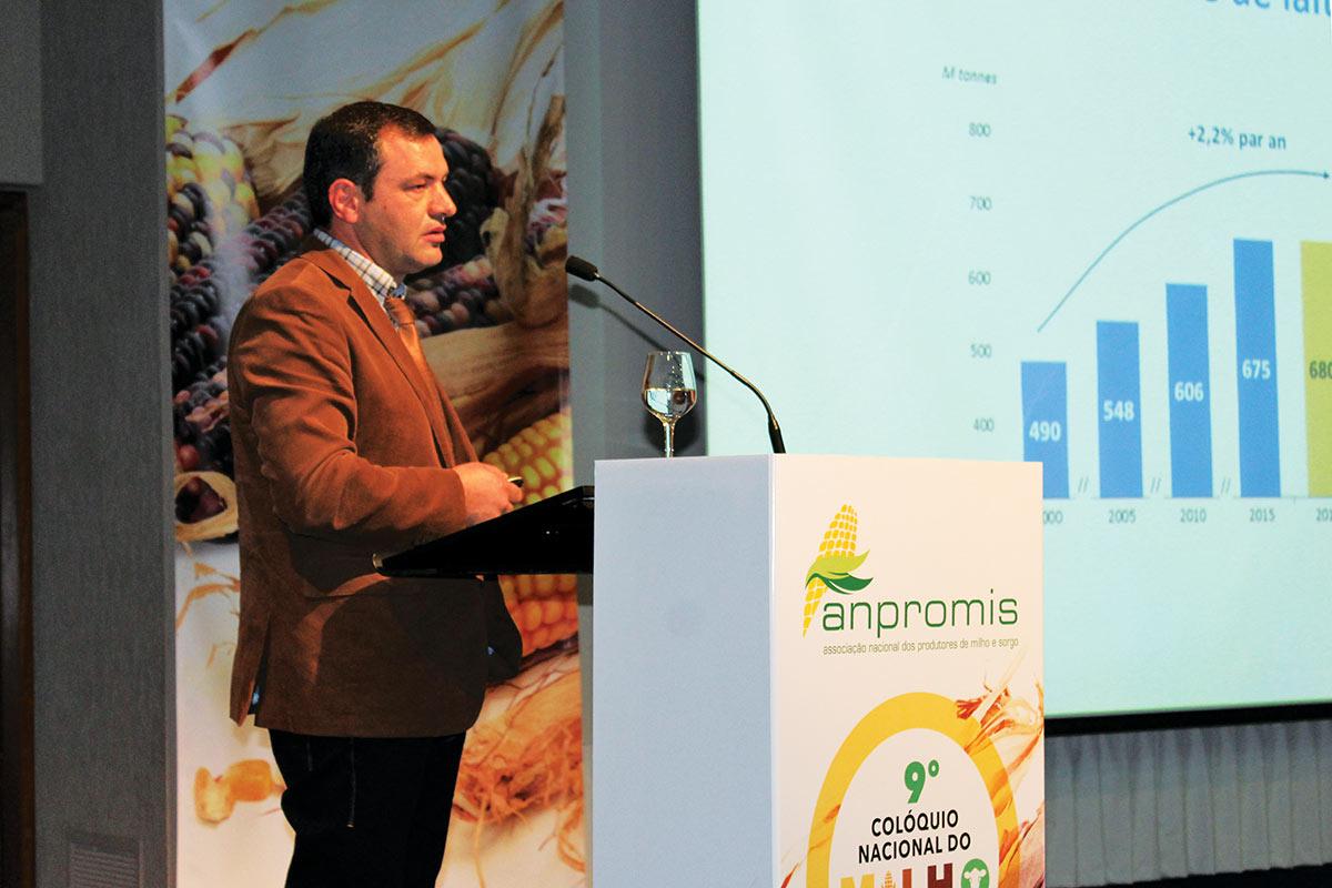 Pedro Pimenta, presidente da Cooperativa Agrícola de Coimbra
