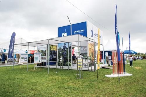 Stand Lusosem | AgroGlobal 2018