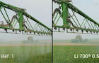 Lusosem® | Li 700® adjuvante - Qualidade de pulverização