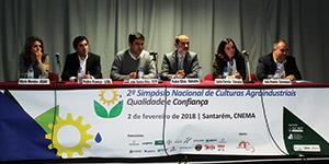 A Lusosem patrocinou o 2º Simpósio Nacional de Culturas Agroindustriais