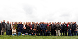 "Lusosem participou no European Forage Dealer Event 2017 da Barenbrug sob o tema ""The Future of Grass"""