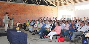 InovMilho reuniu 250 participantes em Dia de Campo em Coruche