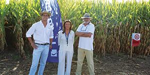 Lusosem apresentou variedades de milhos LG no Dia de Campo InovMilho