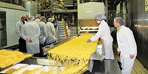 Lusosem e Sociedade Industrial de Aperitivos organizaram Jornada para Produtores de Batata